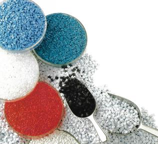 Colored Pellets