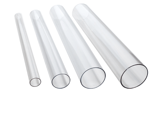 Round Open Ended Tubes